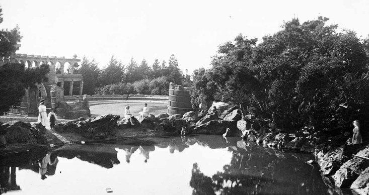 Sweeneys Observatory circa 1907