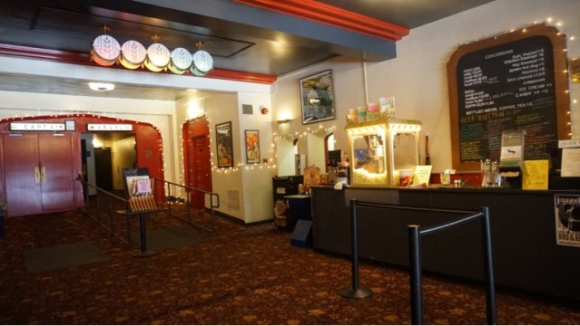Balboa Theater lobby use