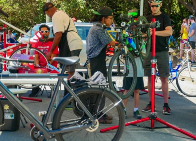 ss bike repair