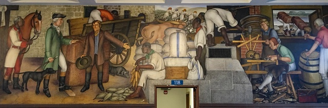 GWHS Mural #2