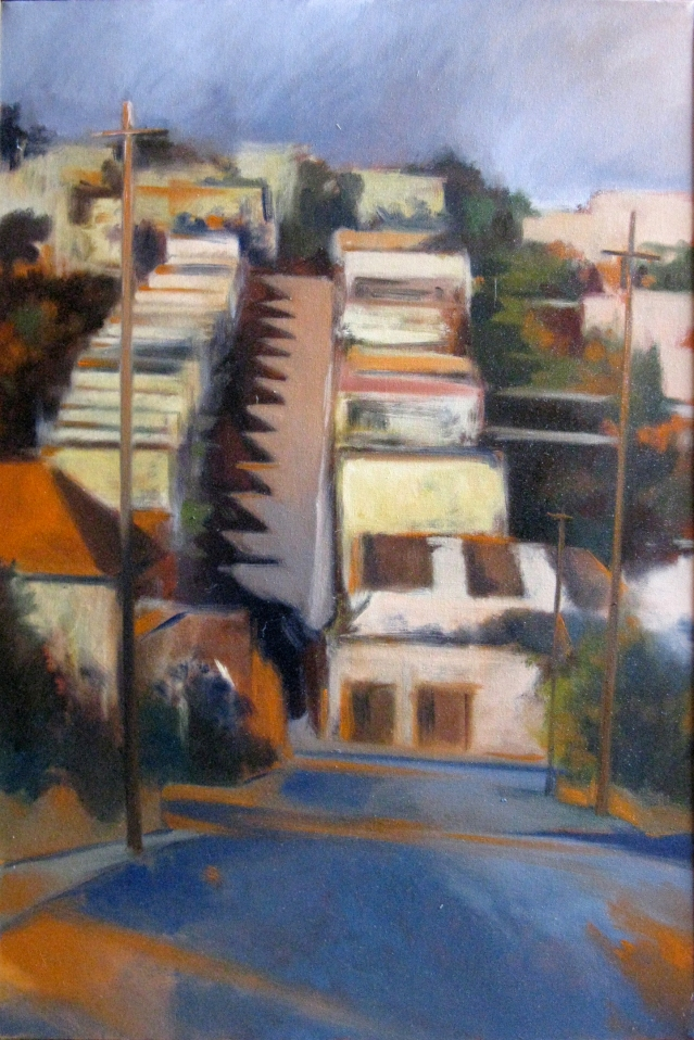 Oleg Bernal Hill Row Houses