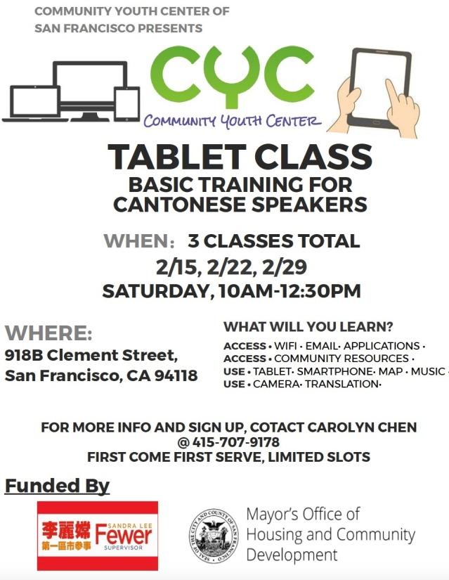 Tablet Class 1-20