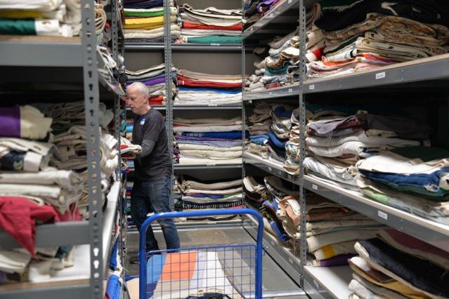 aids quilt storage