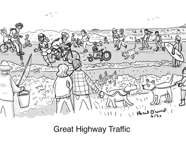 Hazel cartoon Great-Highway-Traffic RSN 6-20