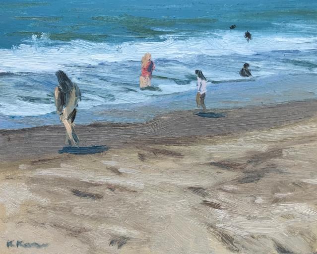oil38 (China Beach)