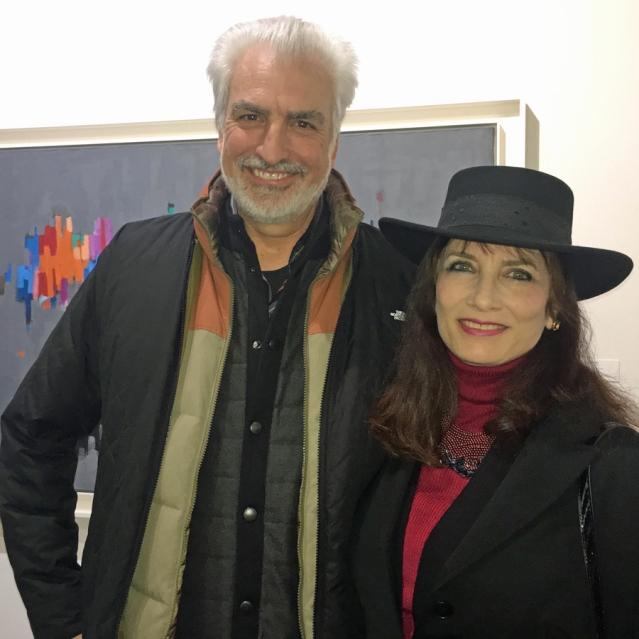 Vince Meyer and Rachel Murray Meyer