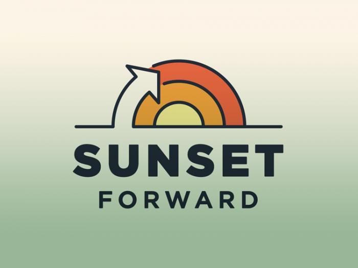 Sunset Forward logo